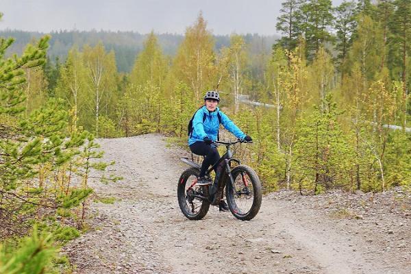 Elektri fatbike matkad üle Eesti