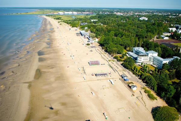 Pērnavas pludmale