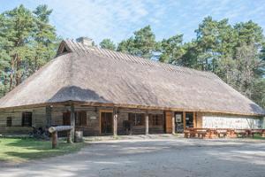 Seminarräume im Estnischen Freilichtmuseum
