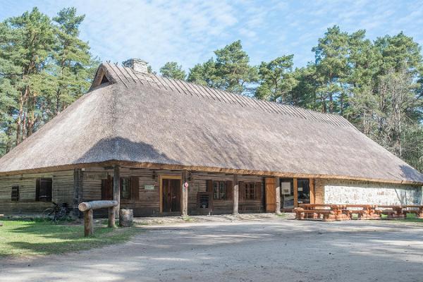 Igaunijas Brīvdabas muzeja (Eesti Vabaõhumuuseumi) semināru telpas