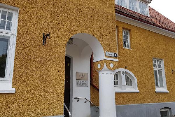 Villa Gabler in Viljandi