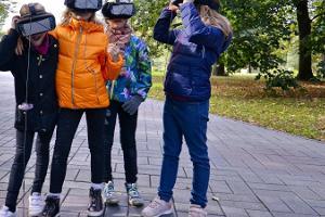 "Virtuell tur ""VR Tartu 1913"""