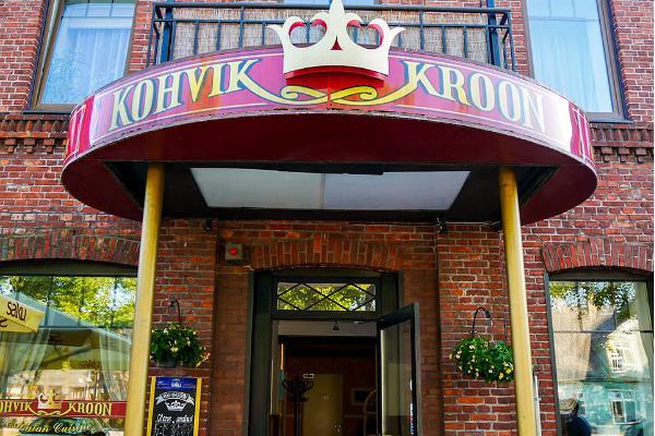 Kohvik Kroon, ehe eestimaine köök!