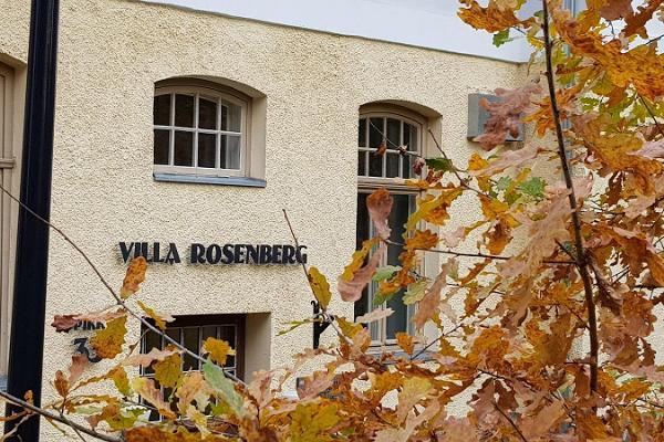 Villa Rosenberg in Viljandi