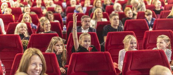 Кинофестиваль «Темные ночи» ждет вас