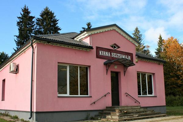 Kirna mõisa seminarimaja