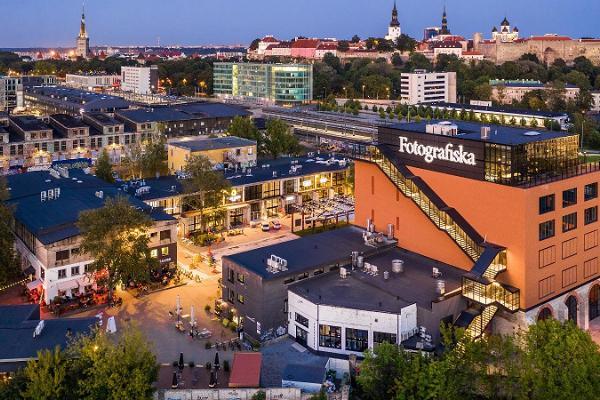 Творческий городок Теллискиви