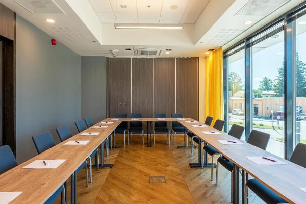 Hotel Sophia, conference rooms