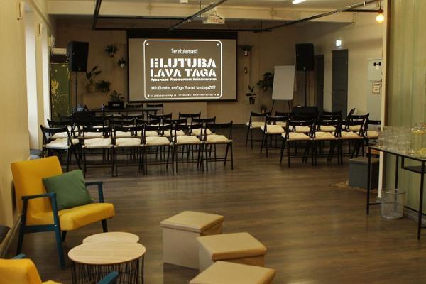 Event Centre Elutuba Lava Taga