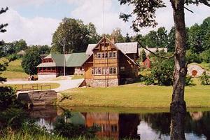 Ferienhaus des Orgelmeisters Kriisa