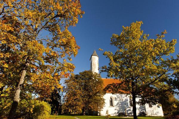 Церковь Креста Господня (Церковь Харью-Ристи)