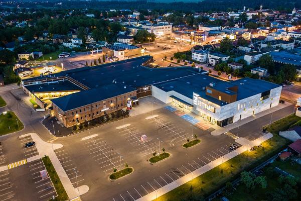 Uku Shopping Centre