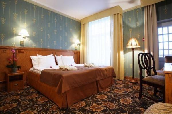 Бутик-отель Ekesparre