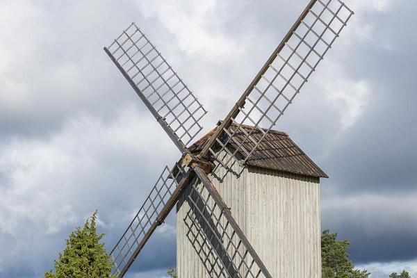 Harju - Rätsepan tuulimylly