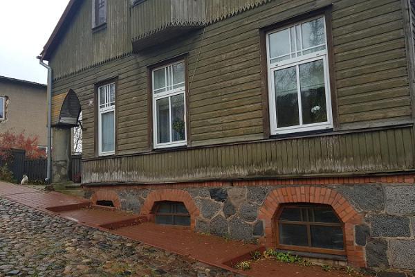 Villa Blumberg Viljandis