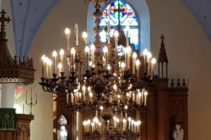 Jungfru Maria kyrka I Paistu