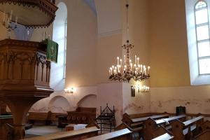Paistun Neitsyt Marian kirkko