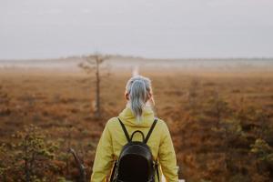 Туристическая тропа по болоту Мариметса