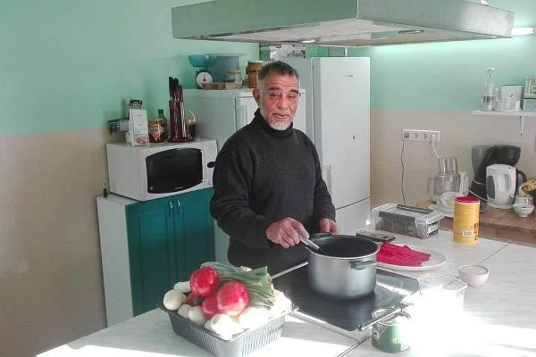 "Restorāns ""Peshawari Tandoori Aasia köök"""