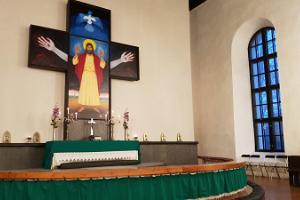 Hallistes Svētās Annas baznīca