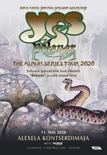 Yes / The Album Series Tour