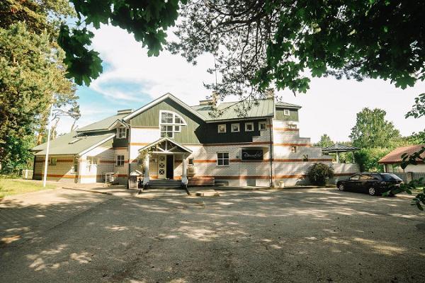 Gästehaus Rannaliiva