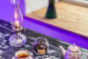 Мастер-класс по приготовлению иван-чая