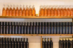Flavours of Alatskivi Manor: shop for local flavours and wine cellar