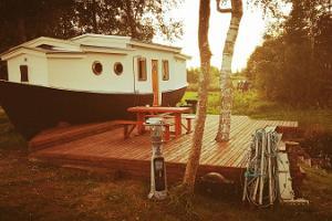 "Fishing Village eksklusiivne ""kakuam"" kalalaevasaun"