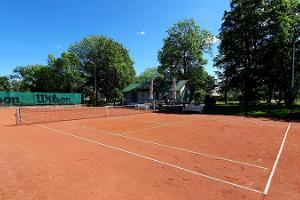 """Hāpsalu tenisa klubs """"Promenaad"""""""