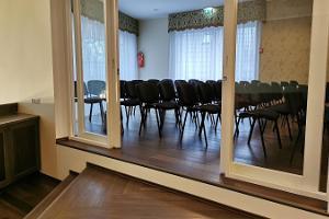 Hotell Villa Theresa seminariruumid