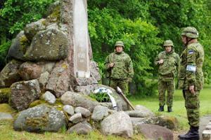 Vabadussõja Mälestussammas Missos