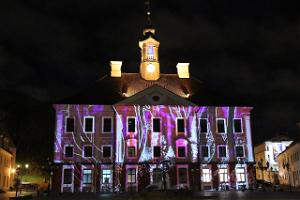 Tartu Architectural Lighting and Light Art Festival TAVA
