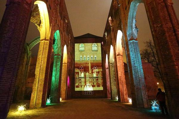Tartu arhitektoniskā apgaismojuma un gaismas mākslas festivāls TAVA