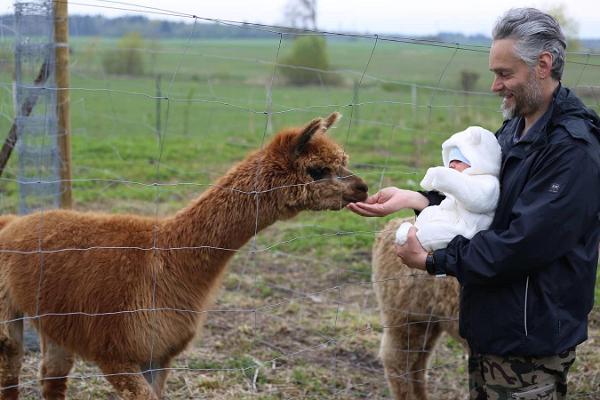 Paasiku suņu muižas apmeklējums