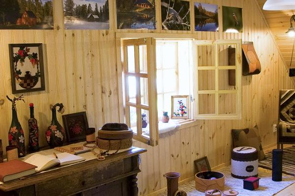 Roelan käpykuivaamo-museo