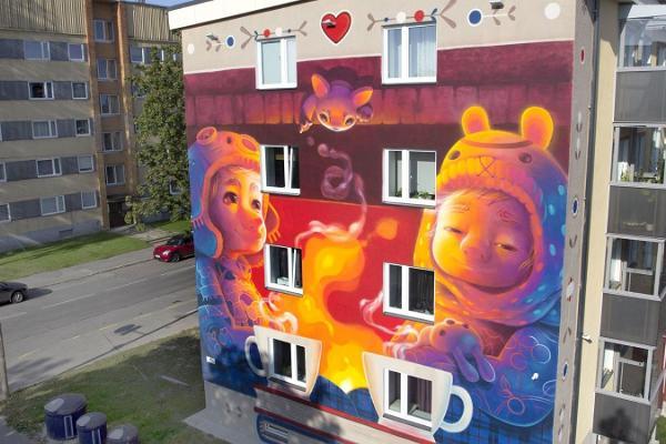 Tartu SmartEnCity art tour