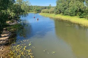 Kanuumatk Rannapungerja jõel