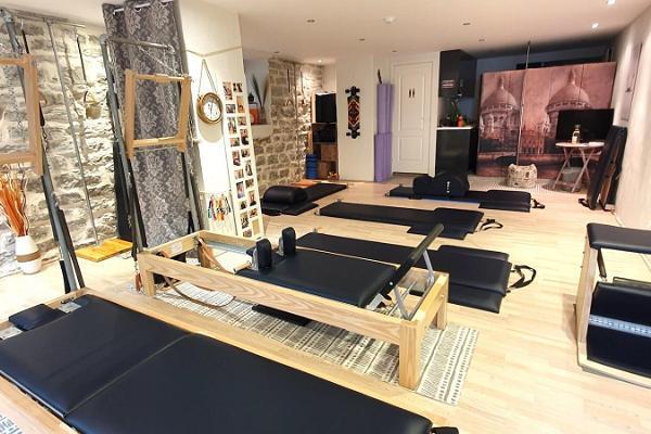 Seminarraum von Pilates Partners