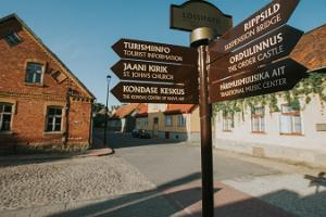 Entdecken Sie Viljandi zusammen mit einem einheimischen Jugendlichen