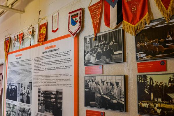 Neuvostoaikainen Viro - kierros Tallinnassa ja sen ympäristössä