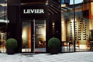 Кафе Levier