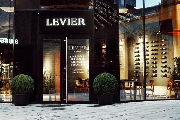 Kohvik Levier