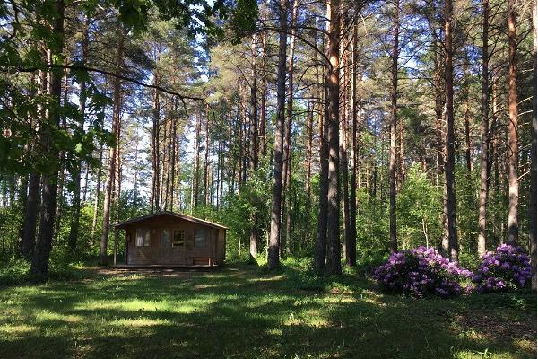 Центр отдыха туристического хутора Воосеметса