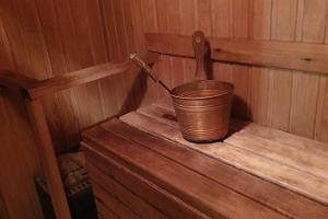 Äksi pastoraadi külalistemaja saun