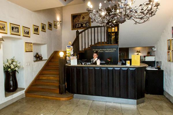 Arensburg Boutique Hotel & Spa