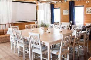 Seminarsaal im Cafe Suur Muna