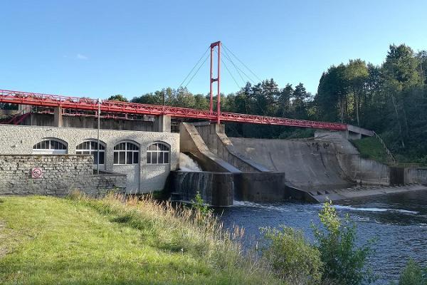 Veetarga retk Kostivere karstialal, Jägala joal ja Linnamäe Hüdroelektrijaamas