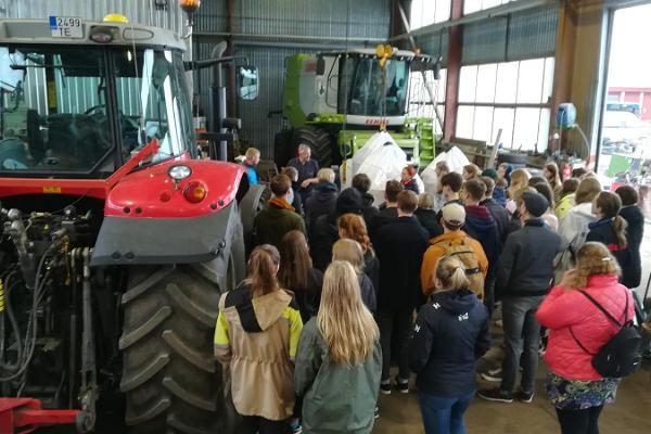 Põllumajanduse ja metsanduse õpperetk Kostivere ja Jõelähtme nitraaditundlikul alal
