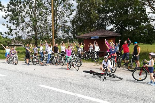 Jalgrattaretked, jalgrattamatkad ning jalgrattarent Pandivere kõrgustikul